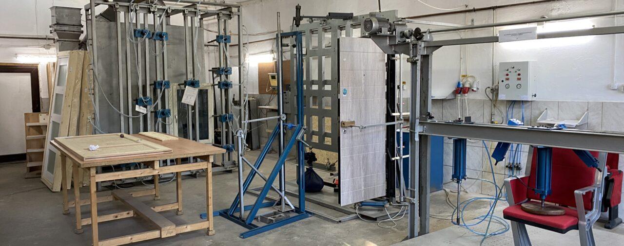 Laboratorul Național pentru Industria lemnului și a Mobilei -QUALITY CERT